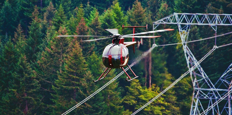 Aerial Surveys in Philadelphia - Philadelphia Helicopter Charters