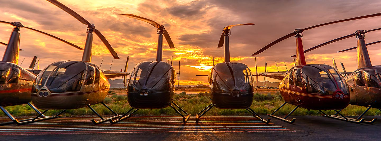 Philadelphia Helicopter Charters Aircraft